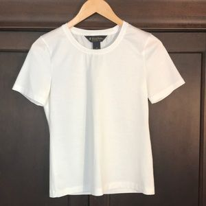 Brooks Brothers white top, size XS